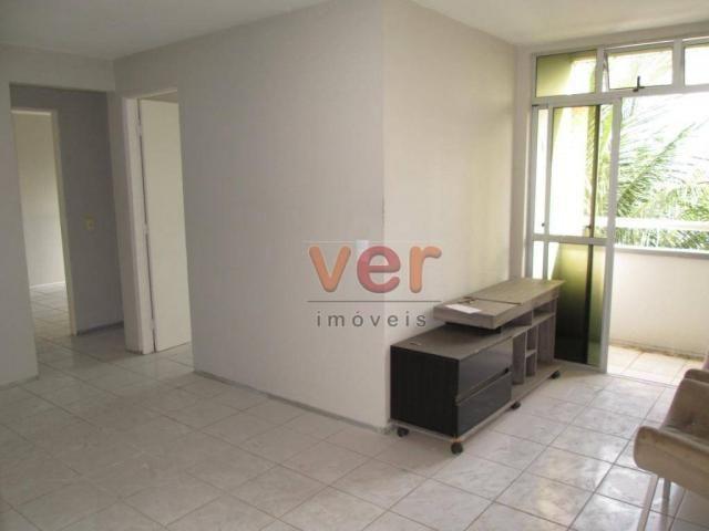 Apartamento para alugar, 62 m² por R$ 700,00/mês - Dias Macedo - Fortaleza/CE - Foto 7