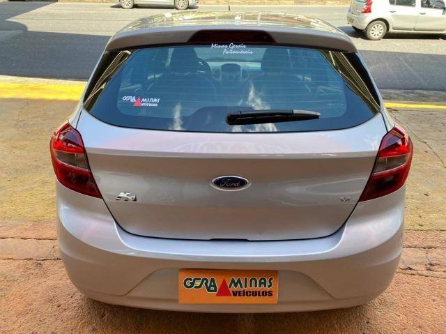 Ford Ka Se 1.5 2015 / Ipva 2021 pago - Foto 9