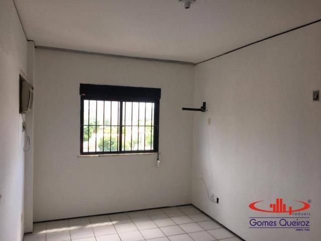 Apartamento com 3 dormitórios para alugar, 129 m² por R$ 1.400/mês - Dionisio Torres - For - Foto 20
