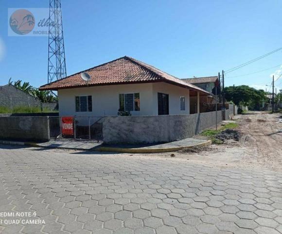 Casa com 3 dormitórios à venda, 100 m² por R$ 330.000,00 - Do Ubatuba - São Francisco do S