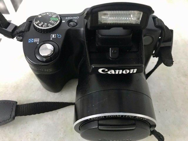 Máquina fotográfica Canon Power Shot SX510 HS - Foto 6