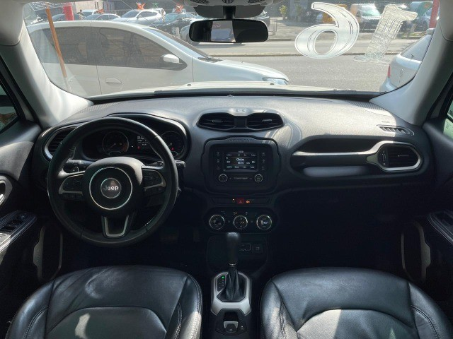 Jeep Renegade Longitude - 2016 - 1.8 Flex Auto - Branco  - Foto 7