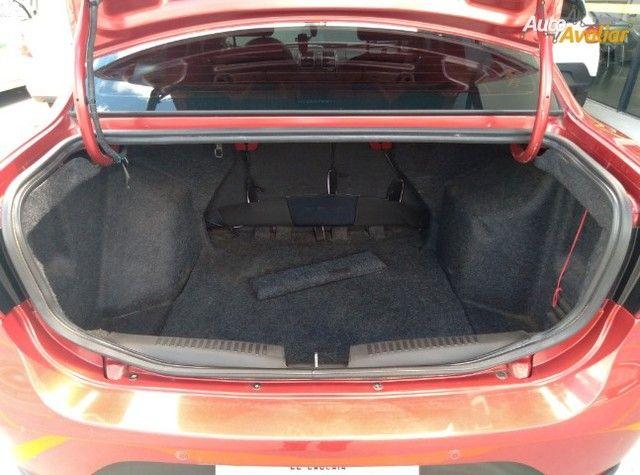 Fiat Grand Siena Attractive 1.4, 2012/2013, Vermelho, Completo, Extra. - Foto 8