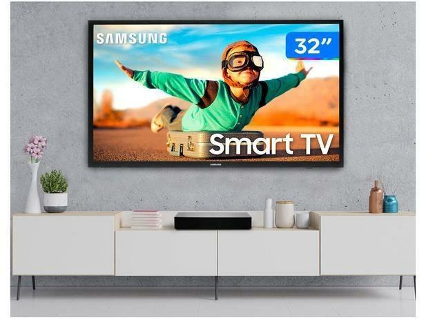 """Smart TV Samsung 32"""" Em PROMOÇÃO!  - Foto 3"""