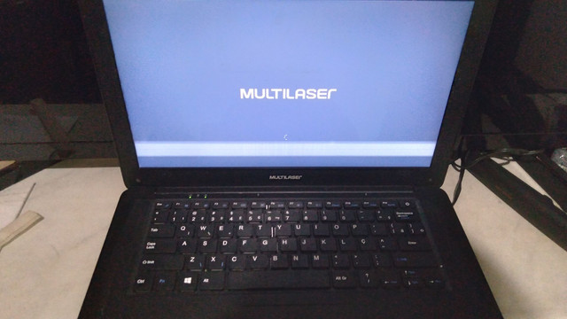 Notebook Multilaser usado