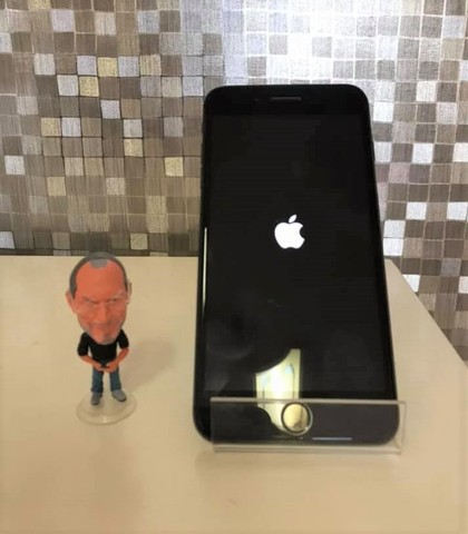 Imperdível!! Celular Apple iPhone 7 128GB Original Apple Vitrine Impecável Brindes  - Foto 4