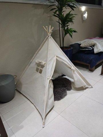 Cabaninha, tenda, barraca infantil *produto novo, somos fabricante - Foto 4