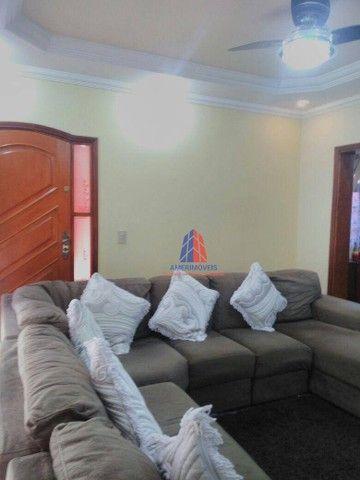 Casa com 3 dormitórios à venda, 211 m² por R$ 760.000,00 - Jardim Santa Rosa - Nova Odessa - Foto 3