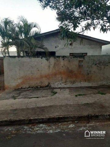Casa com 2 dormitórios à venda, 90 m² por R$ 120.000,00 - Jardim Vitória - Cianorte/PR