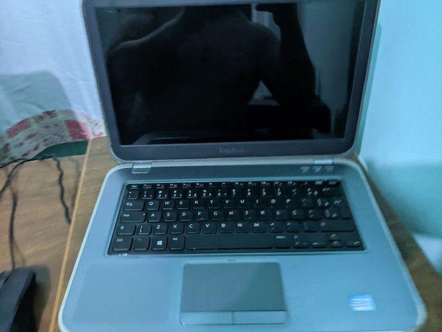 Notebook Dell e um HP - Foto 2