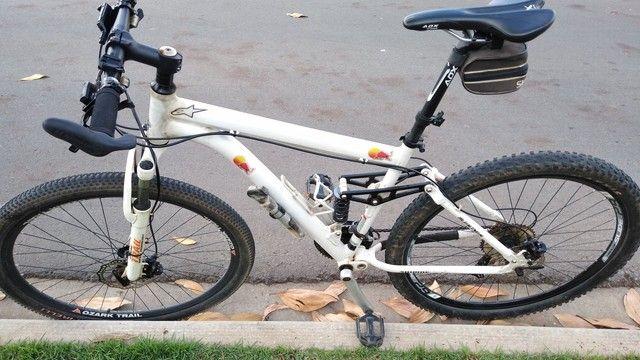Bicicleta MTB 29 Full Suspension