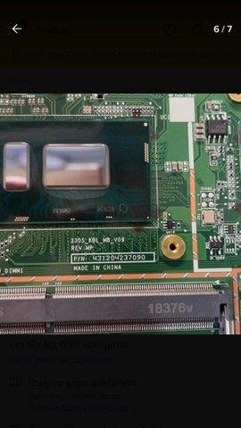 Placa Mãe Lenovo Ideapad 330s Core I5 Vídeo Dedicado Nova - Foto 5