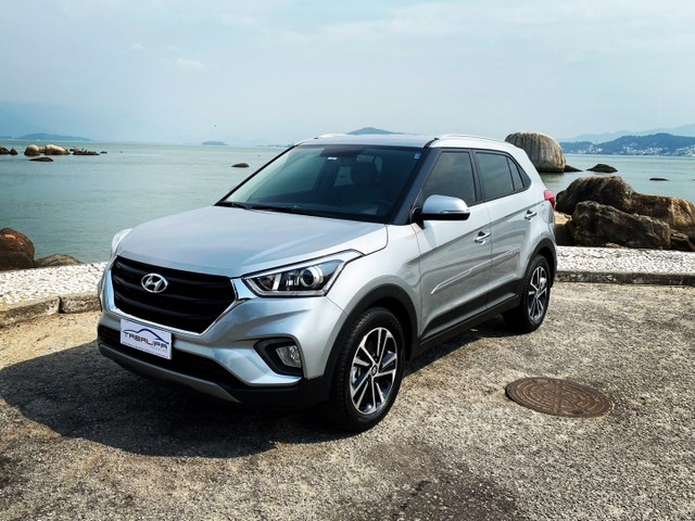 Hyundai Creta Prestige 2021