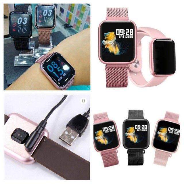 Relógio Smartwatch P80 - Foto 2