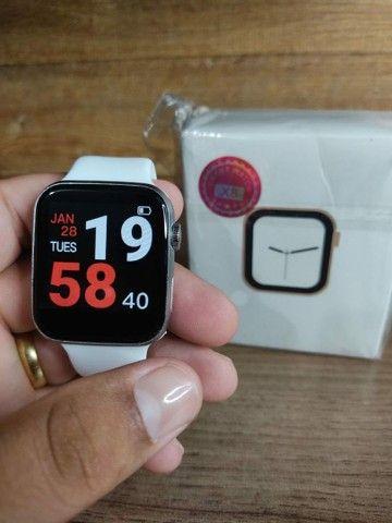Smartwatch x8 novo na caixa - Foto 2