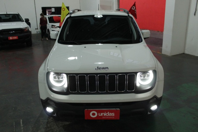Jeep Renagade 1.8 16V Flex Longitude 4P AT