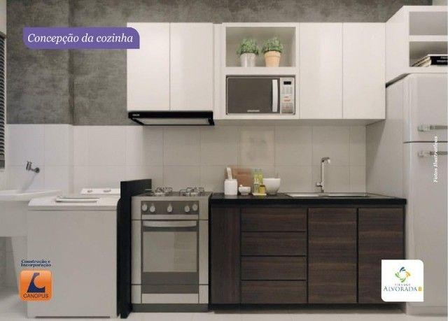 Apartamentos canopus- condomínio, village alvorada// 2 quartos - Foto 2