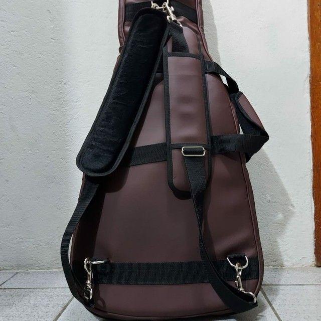 Bag para contra baixo SUPER LUXO  - Foto 3