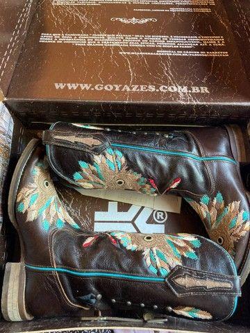 Vendo bota goyazes  - Foto 5
