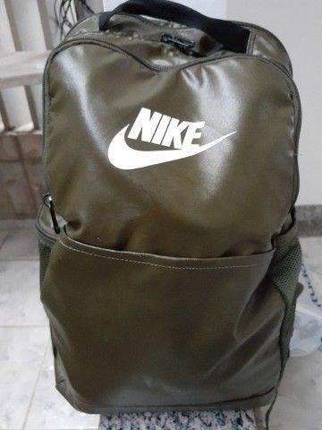 Mochila Nike Brasília 9.0 24 Litros (Nova) - Foto 2