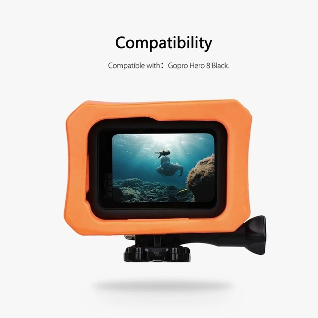 Case flutuante para GoPro Hero 9 - Foto 4