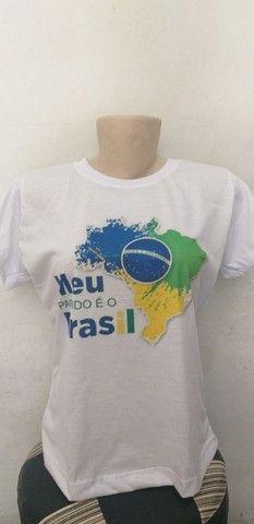 Camisas Bolsonaro presidente  - Foto 5