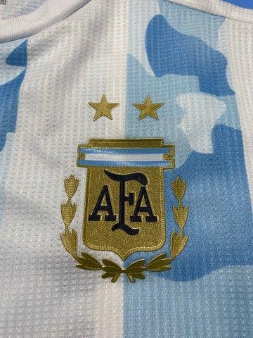 Camisa da Argentina  - Foto 3
