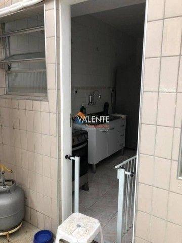 Apartamento com 1 dormitório à venda-por R$ 190.000,00 - Centro - São Vicente/SP - Foto 12