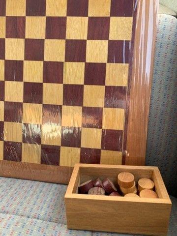 Tabuleiro dama/xadrez