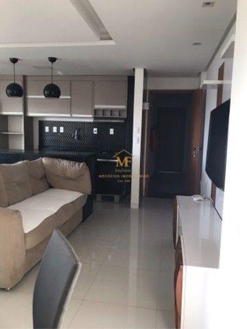 Apartamento mobiliado para locação próximo da avenida Maria Quitéria  - Foto 4