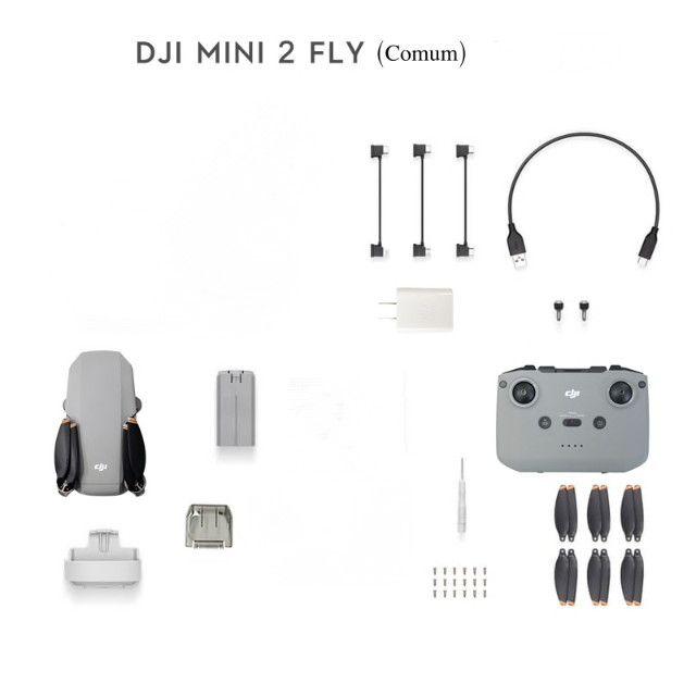 Drone Mini2 DJI Fly More Combo - Foto 4