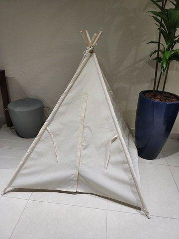 Cabaninha, tenda, barraca infantil *produto novo, somos fabricante - Foto 3