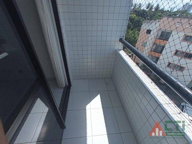 Apartamento com 2 dormitórios para alugar, 56 m² por R$ 1.350,00/mês - Iputinga - Recife/P - Foto 6