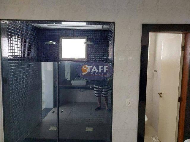 AZ-Apartamento com 3 quartos para alugar, 190 m² - Algodoal - Cabo Frio/R - Foto 16