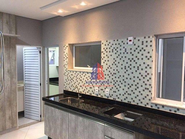 Casa com 3 dormitórios à venda, 180 m² por R$ 1.180.000,00 - Jardim Primavera - Nova Odess - Foto 7