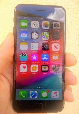 Imperdível!! Celular Apple iPhone 7 128GB Original Apple Vitrine Impecável Brindes  - Foto 5