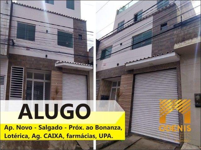 Alugo Ap. 3 quartos - Salgado