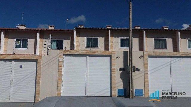 Casa com 2 dormitórios à venda, 76 m² por R$ 220.000,00 - Coité - Eusébio/CE - Foto 2