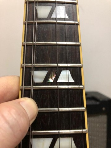Guitarra Sx Les Paul Tobacco - das antigas - Foto 6