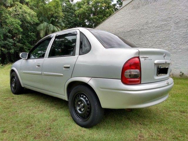 Corsa sedan milenium 2002 1.0 - Foto 6