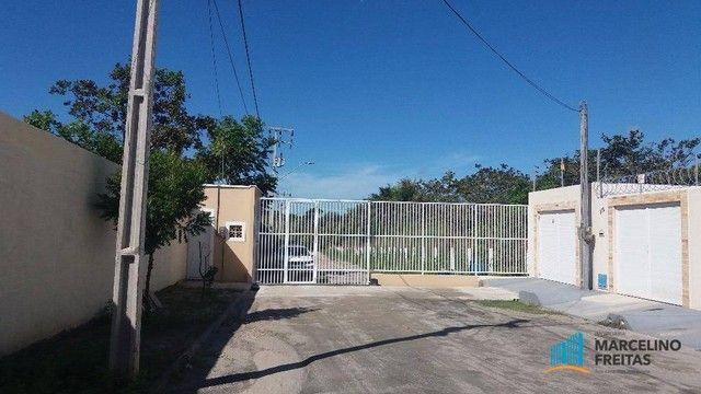 Casa com 2 dormitórios à venda, 76 m² por R$ 220.000,00 - Coité - Eusébio/CE - Foto 17