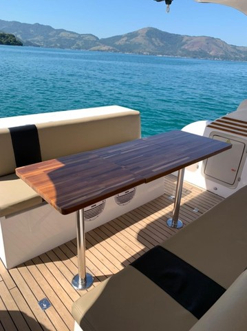 Real 40 HT Luxury Modelo 2021 - Real Powerboats - Gasolina / Diesel  - Foto 15