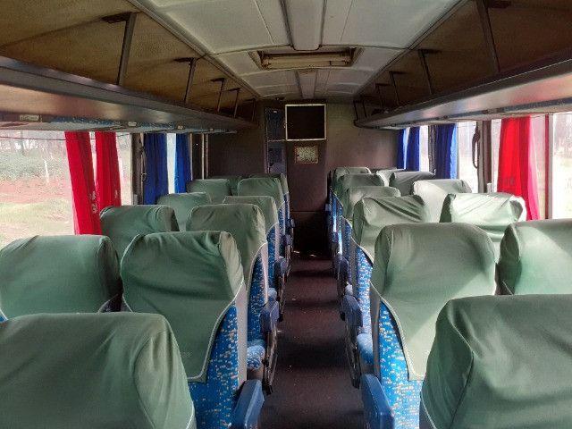 Ônibus Marcopolo Viaggio 1991 - Foto 4