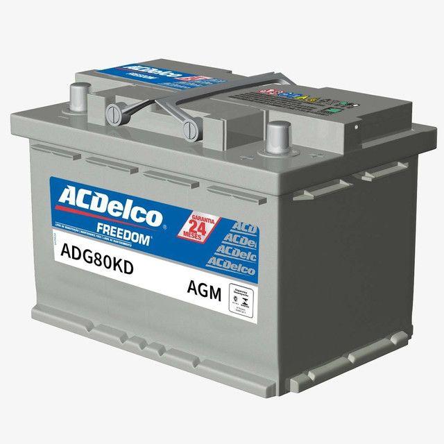Bateria AC Delco 60ah 300,00 - Foto 6