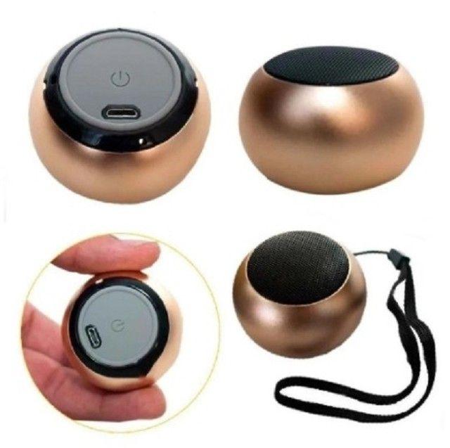 Caixinha Som Bluetooth Bola  3W  - Foto 3