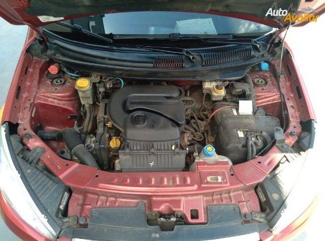 Fiat Grand Siena Attractive 1.4, 2012/2013, Vermelho, Completo, Extra. - Foto 7