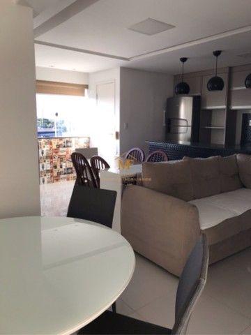 Apartamento mobiliado para locação próximo da avenida Maria Quitéria  - Foto 2