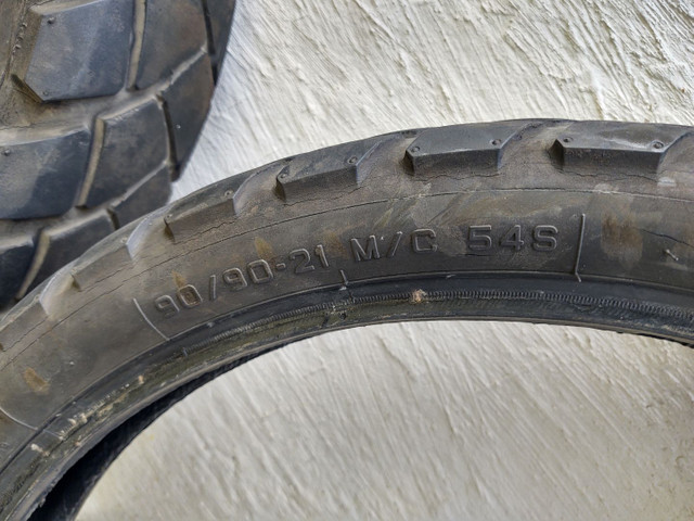 Par de pneu metzeler Original - Foto 5