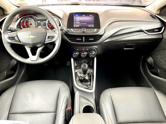 Ônix LTZ 1.0 Turbo 2020 (só 10.000km) - BELÉM VEÍCULOS PREMIUM - Foto 6