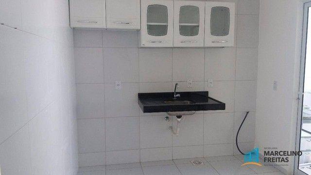 Casa com 2 dormitórios à venda, 76 m² por R$ 220.000,00 - Coité - Eusébio/CE - Foto 9